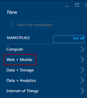 azure-new-web