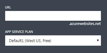 azure-newsite-url
