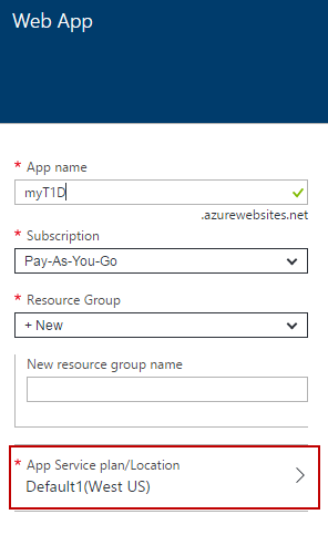 newazure-appserviceplan