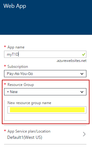 newazure-resourcegroup