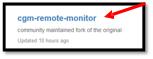 8 cgm remote monitor