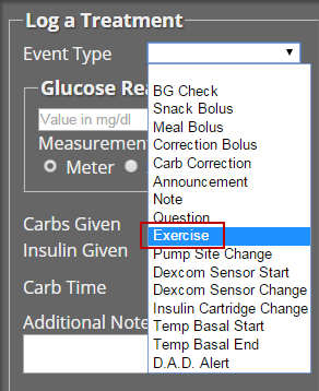 exercise-eventtype